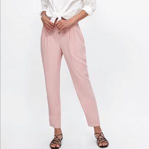 Zara Jogging Waist Pants